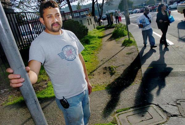 3/7 San Rafael, CA: 30 immigrants targeted in Canal neighborhood raid